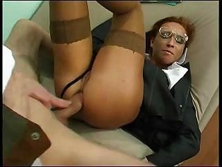 Anal fuck is nice when its in uniform babe.