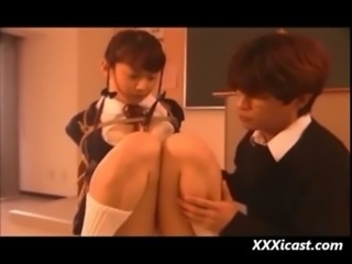 Asian Schoolgirl Domination free