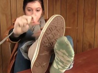 Feet Fetish Teen