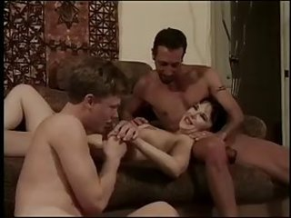 Threesome Bisexual Delight MMF