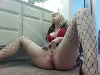 Stockings Squirt