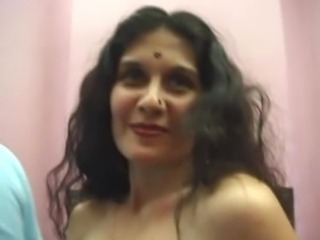Indian Honey bares And plays Cock!