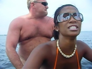 Anal on the Boat.AVI free