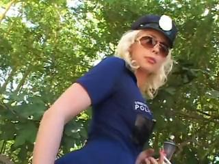 Lorelei Lee Is A Mall Cop Who Does Some 69 And Then Gets Fucked
