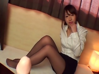 Asian Feet Japanese Pantyhose