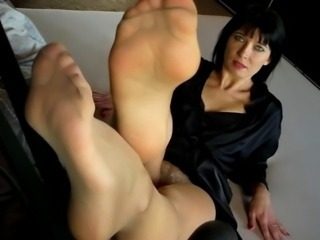 Sexy French Nylonfeet 8
