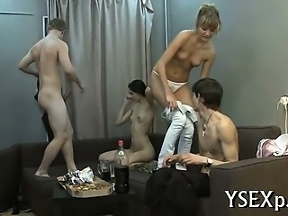 Groupsex Orgy Russian Teen