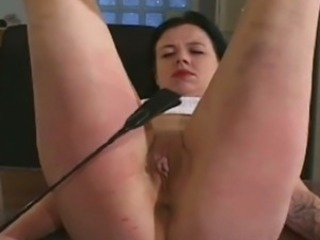 Pussy Spanking Teen