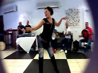 Alla Kushnir Sexy Belly Dance Part 62