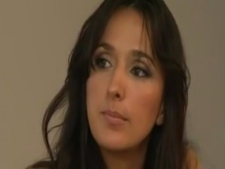 Brunette European Girlfriend Interracial