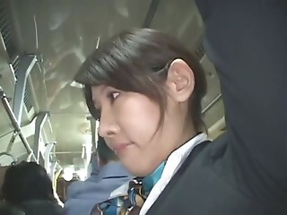 Asian Bus Japanese Public Student Uniform