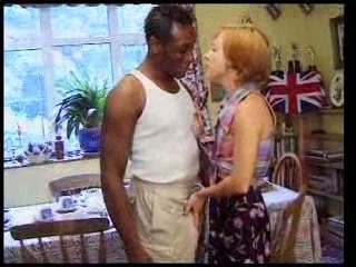 European Interracial  Vintage