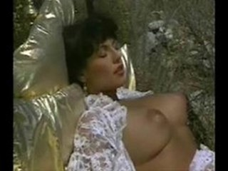 Big Tits European MILF Outdoor Vintage