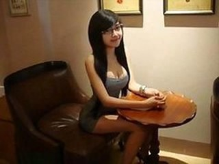 Amazing Asian Chinese Cute Glasses  Teen