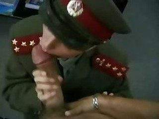 Kgb Military Unladylike Fucks Recruit