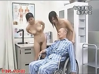 Asian Daddy Doctor Japanese Old and Young