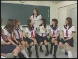 "Japanese Teacher Presents Sex Ed - Lesson 1"" target=""_blank"