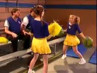 Cheerleader Dancing School Skirt Teen Uniform
