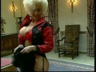 Amazing Big Tits Latex  Pornstar Vintage