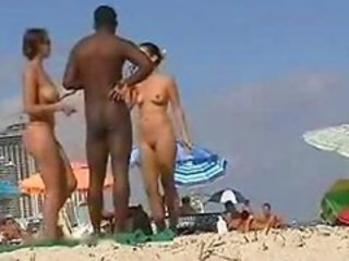 "Western Tourists fawning over Malabari Negro at Goa N..."" target=""_blank"
