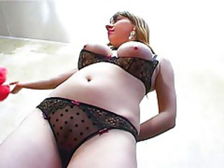 Big Tits Chubby Lingerie  Natural Russian