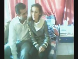 Girlfriend Smoking Turkish Webcam