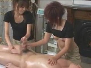 """Japanese massage 04 - two female masseuses and one guy"""" target=""""_blank"""