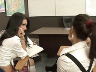 "Lesbian Teacher And Her Students"" target=""_blank"