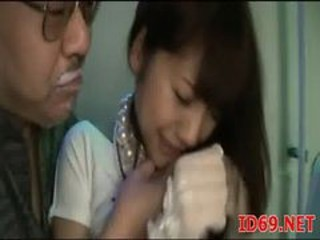 Asian Daddy Forced Japanese Old and Young Teen