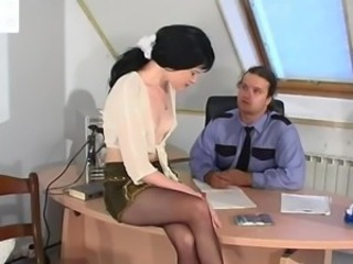Ninette and lesley nasty hose action