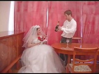 Bride Drunk Mature Mom Old and Young