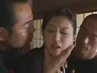 Asian Threesome Vintage