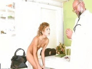 Ioana fucked by old doctor