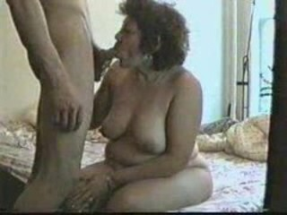 Amateur Blowjob Chubby Homemade Mature Mom Old and Young
