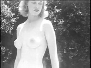 Amateur Nudist Outdoor Teen Vintage