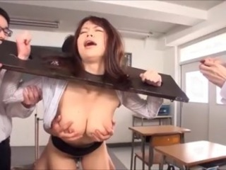 Asian Bondage Gangbang Hardcore School Teacher