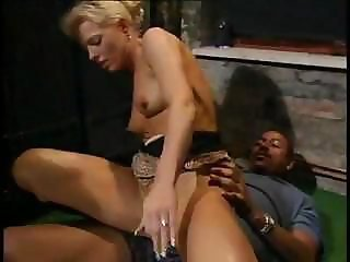 Sexy Latin guy fucks his girlfriend with the help of another