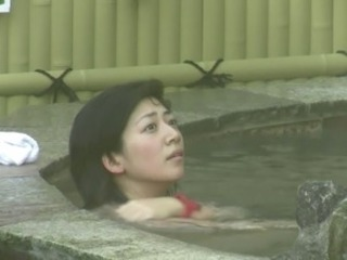 Asian Japanese Pool Voyeur