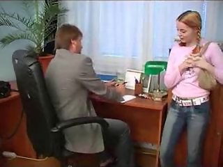 Daddy Jeans Office Old and Young Teen