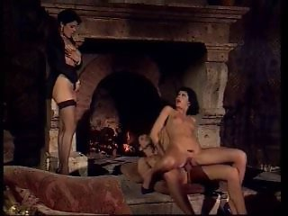 European Italian  Riding Stockings Threesome Vintage