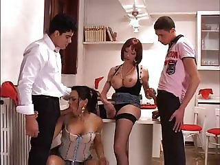 Brazilian Shemales Sex Shop Scene