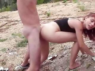 Doggystyle Outdoor Teen