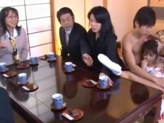 Asian Japanese  Public Wife