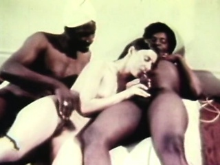 Blowjob Hardcore Interracial Threesome Vintage