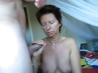 Wife drag waft dick