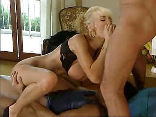 Big Tits Blowjob European German Hardcore  Threesome Vintage