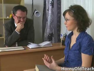 Daddy Glasses Old and Young Student Teacher Teen