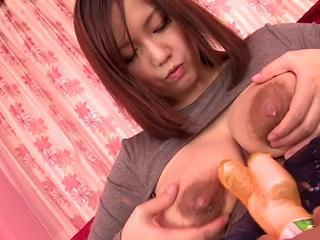 "Lactating Young Japanese Pretty Mother"" class=""th-mov"