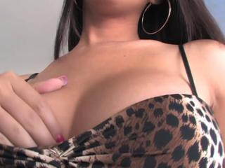 "Hot busty oriental shemale ladyboy pleasuring herself"" class=""th-mov"