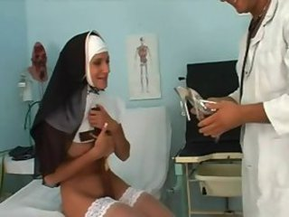 Doctor MILF Nun Uniform